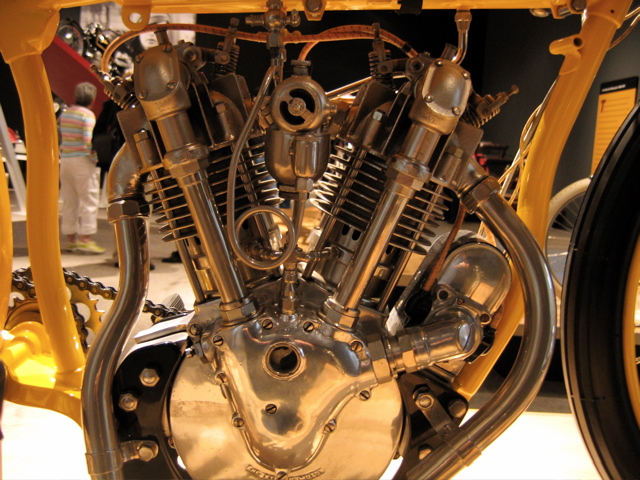 1915 Cyclone sold for $556,400 most expensive motorcycle