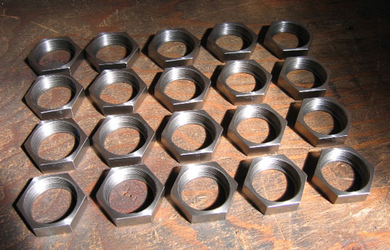 1919 Excelsior Engine Production Fixing Bearings