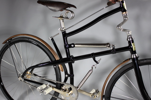 1888 Whippet Replica by Paul Brodie