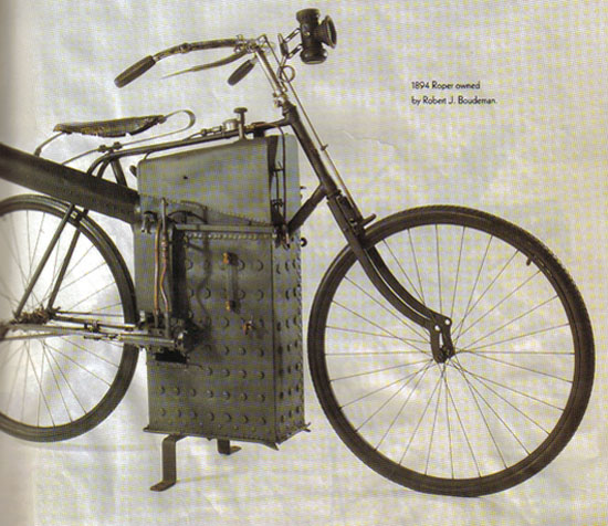 1896 Roper Steam Engine Introduction