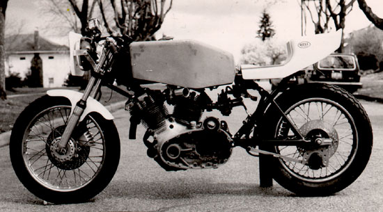 1950 Vincent - Paul Brodie