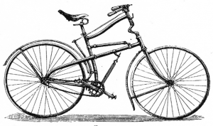 1888 Whippet Replica built by Paul Brodie
