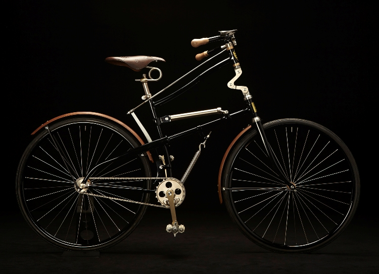 1888 Whippet Replica by Paul Brodie at 2012 NAHBS Show