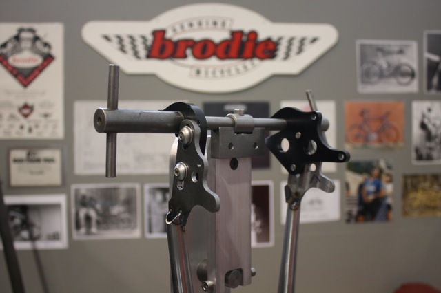 Paul Brodie's Frame Building Course 101, UFV